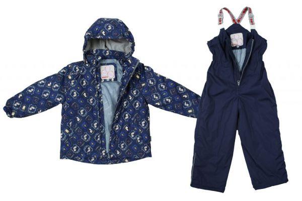 зимняя куртка и штаны для ребенка