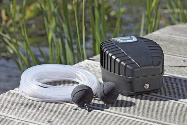 Мембранный компрессор для пруда