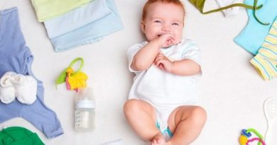 как одевать младенца