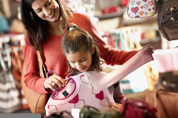 Как выбрать одежду для ребенка