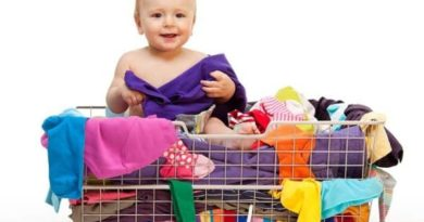 Как выбрать одежду ребенку для детского сада