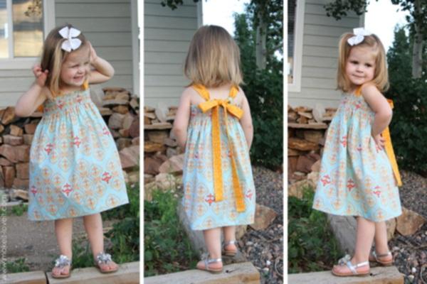 Фасоны сарафанов для девочек