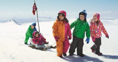 как правильно выбрать зимнюю одежду для ребенка