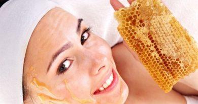 Рецепты масок для лица из меда