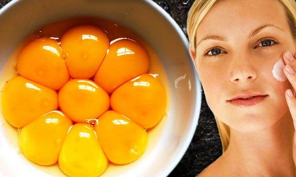Маски для лица на основе желтка: домашние рецепты