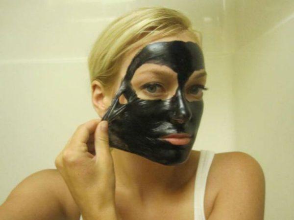 рецепт маски-пленки от черных точек и прыщей с желатином в домашних условиях