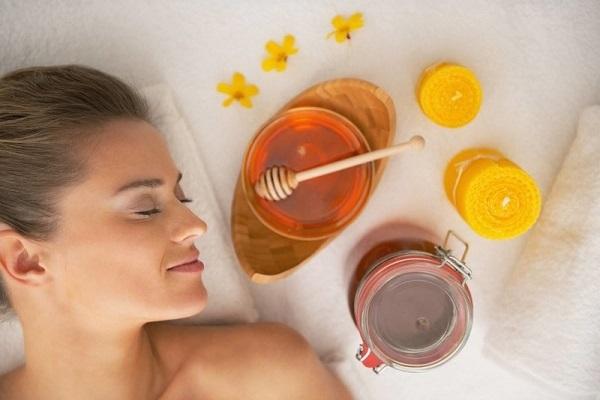 Маски для лица из меда и оливкового масла