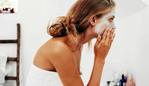 Домашние маски от морщин