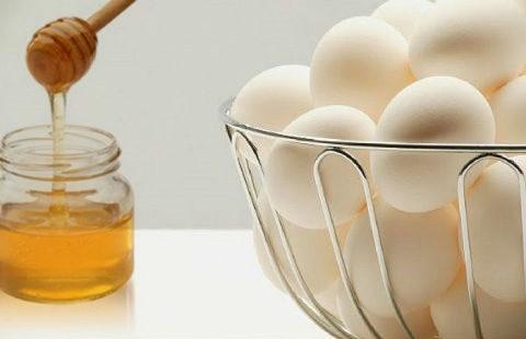 Яйца и мед: Маски для лица из меда и желтка - лучшие домашние рецепты