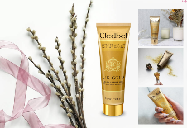 Cledbel Ultra Lift 24k Gold