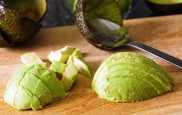 Авокадо для маски