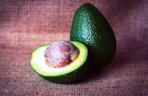 Авокадо для масок