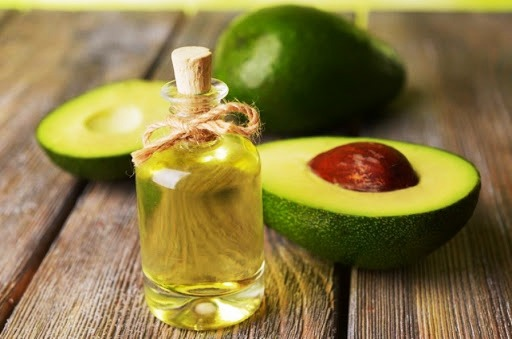 Маска из масла авокадо