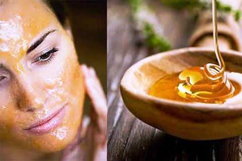 Мёд для проблемной кожи