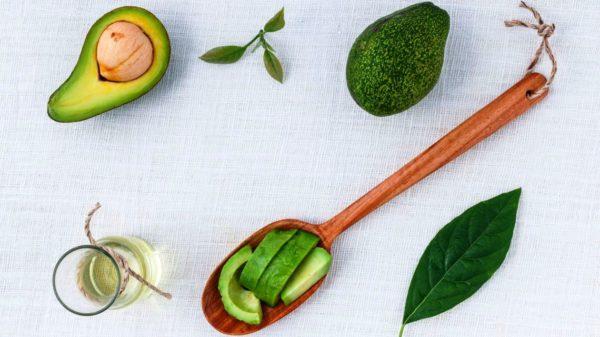 масло авокадо для маски