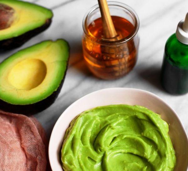 Крем из масла авокадо