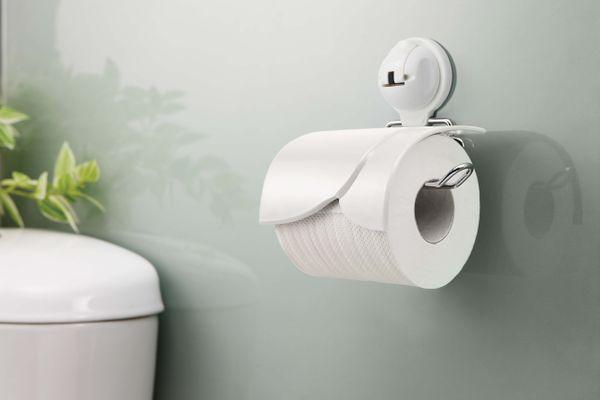 Держатели туалетной бумаги в интерьере