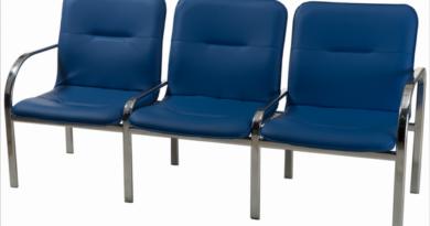 многосекционные стулья