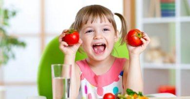 Продукты, которые нужны для формирования здоровья малыша
