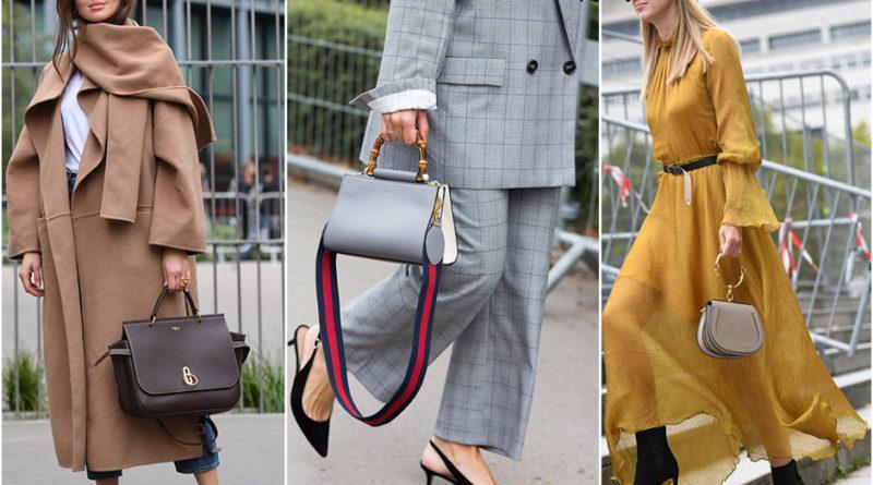 Модная обувь и сумки