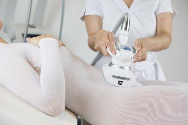 Антицеллюлитный массаж lpg