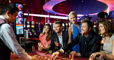 Привила игры в казино