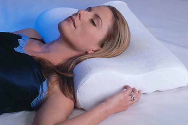 анатомической подушки