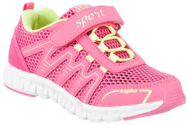 Кроссовки для девочек Капика
