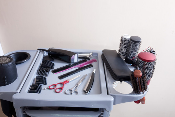 Тележка парикмахерская 1
