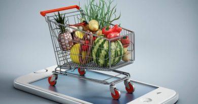 Доставка продуктов онлайн