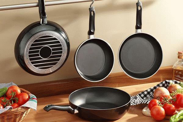 сковорода как выбрать