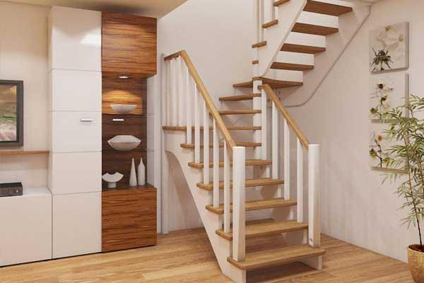 Заказ деревянных лестниц