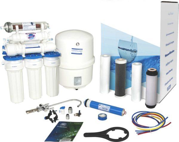 система обратного осмоса для частного дома фильтромир