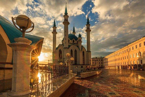Казань в октябре