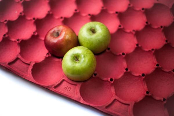 альвеолы для яблок