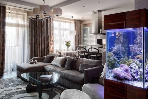 Элитные аквариумы